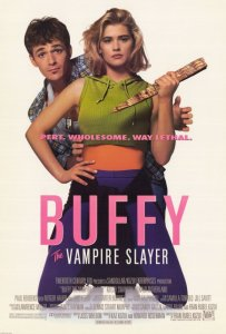 Buffy Movie Poster