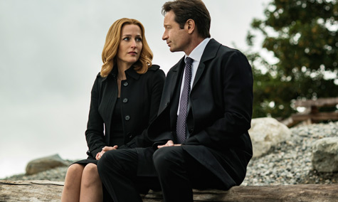 mulder scully