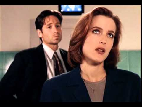 scully eye roll