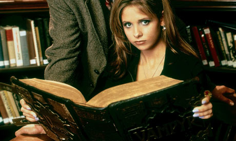 buffy and book